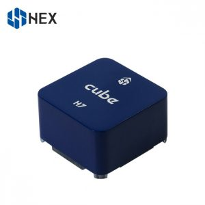 The Blue Cube H7