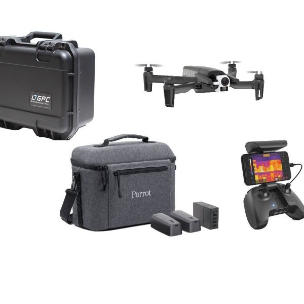 Parrot ANAFI Thermal Drone with GPC Hard Case